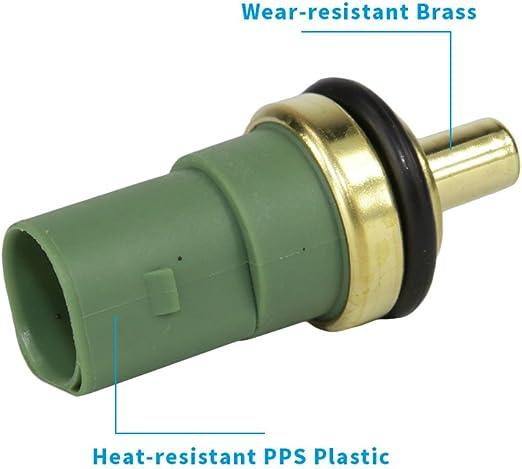 For Escort Focus Cougar Mystique 2.0 L4 Engine Coolant Thermostat Housing Dorman