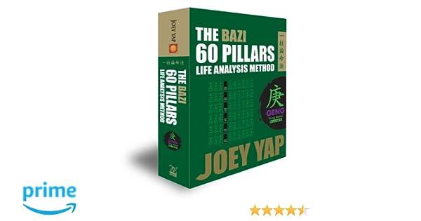 The Bazi 60 Pillars - Life Analysis Method : Geng Metal