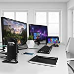 Plugable USB 3.0 Universal Laptop Docking Station Dual Monitor for Windows and Mac (Dual Video: HDMI and DVI/VGA/HDMI… 5
