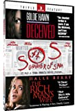Deceived & The Rich Man's Wife + Summer of Sam - Triple Feature