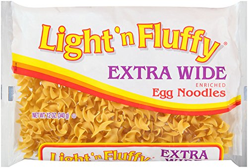 Thing need consider when find eggs noodles?