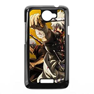 HTC One X phone cases Black Gintama fashion cell phone cases TRUG1014658