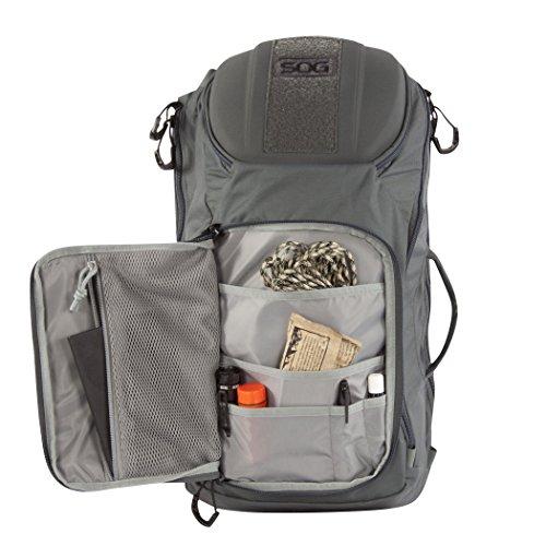 SOG Evac Sling Backpack CP1001G Grey, 18 L by SOG (Image #2)