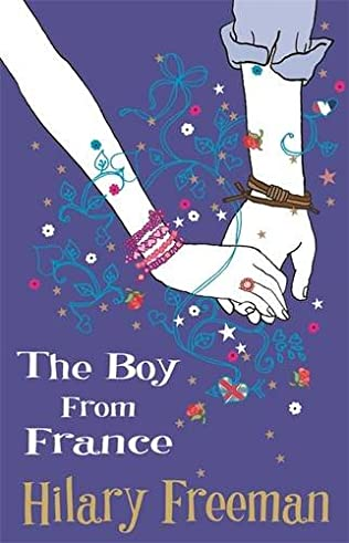 book cover of The Boy from France