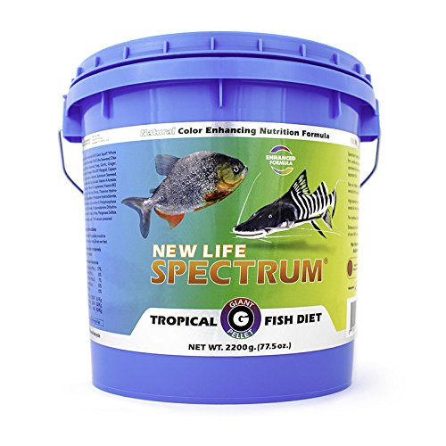 New Life Spectrum Formula Giant Sinking (10mm-10.5mm) 2200g