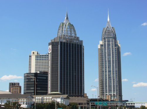 Visiting Mobile, Alabama: The Azalea City