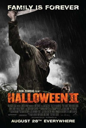 Halloween 2 Poster C 27x40 Sheri Moon Zombie Chase Wright Vanek Scout Taylor-Compton