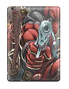 [LUCusgb2715ilfxL] - New Deadpool Protective Ipad Air Classic Hardshell Case