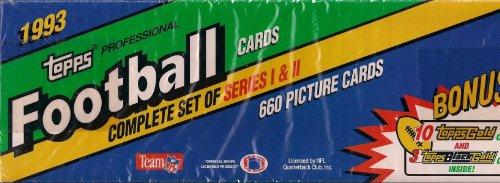 1993 Topps Football - 1