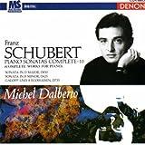 Schubert: Piano Sonatas Complete - 10: Sonata in F Minor/Galopp/Ecoxxaisen/Sonata in D Major