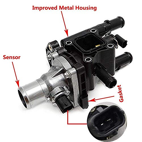 Automotive Replacement Engine Thermostat Housings - Top 13 Products