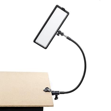 PIXAPRO – glowpad 144sb brazo Flexi y mujer Alicate Extensión Kit, para fotografía y video