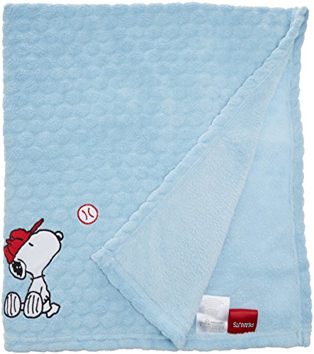 Bedtime Originals Snoopy Sports Blanket