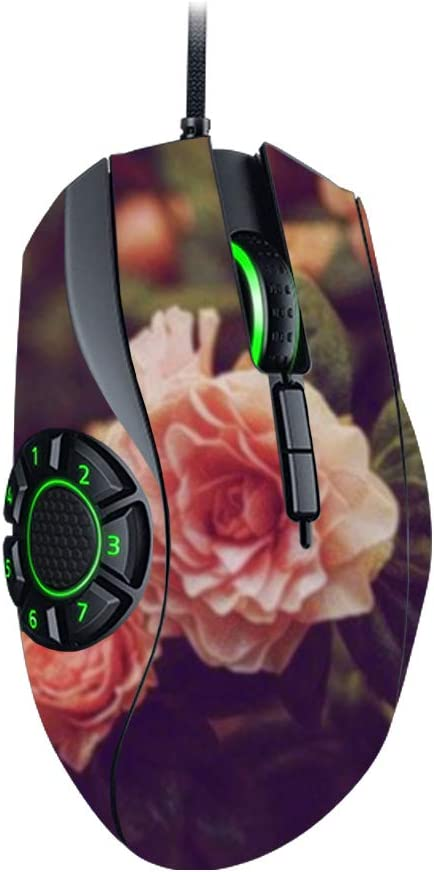 Protective Remove and Change Styles Vintage Roses Made in The USA MightySkins Skin Compatible with Razer Naga Hex V2 Gaming Mouse and Unique Vinyl Decal wrap Cover Easy to Apply Durable