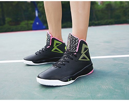 Athletic PU Comfort for Large Shoes Sneakers Shoes Basketball Fall Size Athletic High Men's D Top Outdoor HUAN Summer Shoes PRqxxS