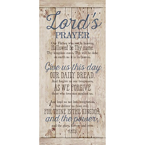 Lord'S Prayer...New Horizons Wood - Prayer Wall Hanging