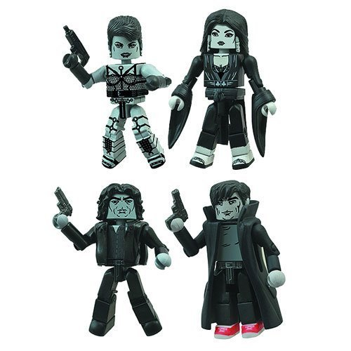 Diamond Select Toys Sin City Minimates Series 3: Big Fat Kill Box Set Action Figure by Diamond Comic Distributors