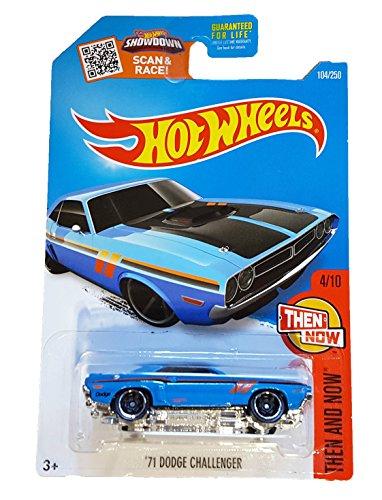 71 dodge challenger hot wheels - 2