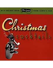 Christmas Cocktails Ultra Lounge