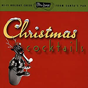 ULTRA LOUNGE - CHRISTMAS COCKTAIL