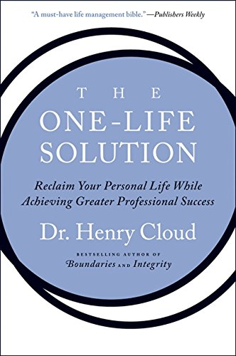 One Life Solution Personal Achieving Professional product image