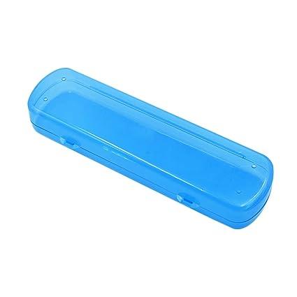 Ogquaton Caja de Cepillo de Dientes portátil Estuche de Almacenamiento para el Cepillo de Dientes de