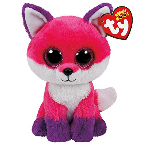 Ty Beanie Boos Joey - Fox Medium (Claire's Exclusive)