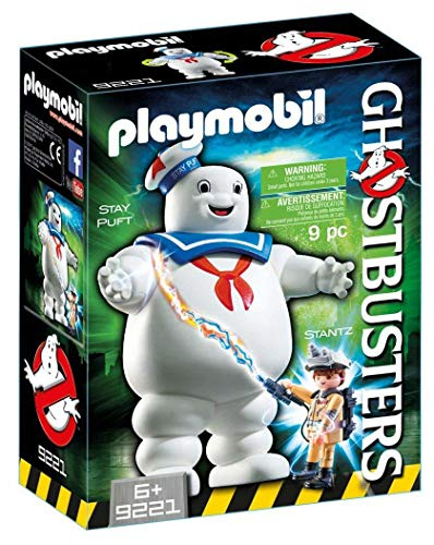The Stay Puft Marshmallow Man (PLAYMOBIL Stay Puft Marshmallow)