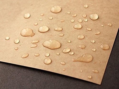 [해외]방수 공예 카드 300 μ A3 사이즈 50 매 / Water-resistant Kraft Card 300 μ A3 format 50 sheets