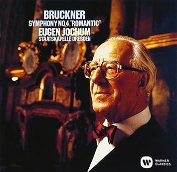 ブルックナー:交響曲第4番「ロマンティック」(1886年版 ノーヴァク編)