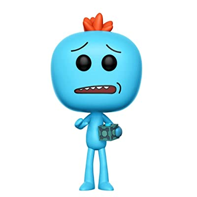 POP Rick & Morty Mr Meeseeks Figure: Toys & Games