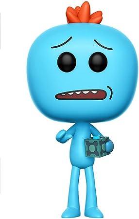 "Funko 5/"" articulé Rick and Morty meeseeks figurine de collection jouet"