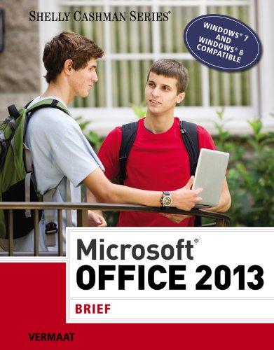 Download Microsoft Office 2013: Brief Pdf