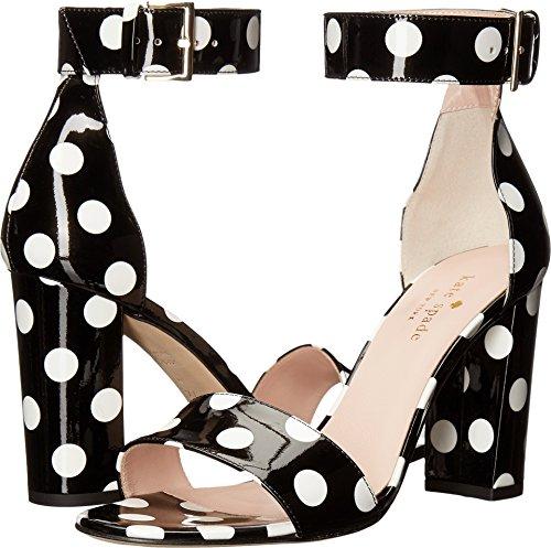 Heel Polka Dot Sandal - 1