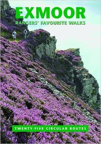 Exmoor Rangers' Favourite Walks