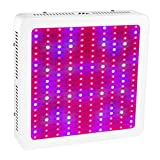 Cheap Morsen 2000W Double Chips LED Grow Light Full Spectrum 200x10W Grow Lamp for Greenhouse Hydroponic Indoor Plants Veg and Flower (10w Leds)