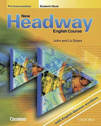 New Headway English Course. Pre-Intermediate. Student's Book