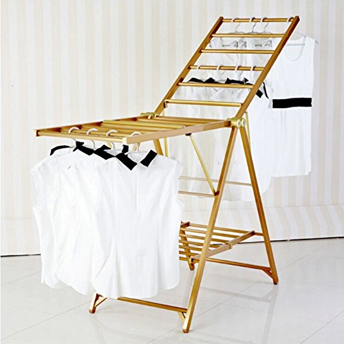 Stainless steel clothes drying rack,Drying rack landing fold