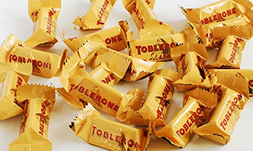 Toblerone Swiss Chocolate Almond Nougat product image
