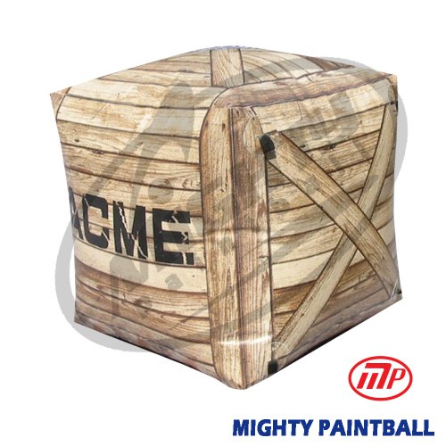 MP Crate Shape Inflatable Air Bunker