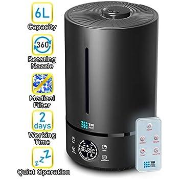 Bionaire BUL7933CT-UM Ultrasonic Tower Humidifier