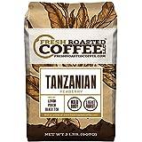 Tanzanian Peaberry, Whole Bean, Fresh Roasted Coffee LLC (2 lb.)