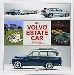 The Volvo Estate: Design Icon & Faithful Companion por Ashley Hollebone epub