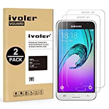 [2 Pack] Galaxy S3 / S3 Neo Screen Protector- iVoler Premium Tempered Glass Screen Protector for Samsung Galaxy S3 / S3 Neo - 0.2mm Ballistics Glass, 2.5D Round Edge, 9H Hardness Featuring Anti-Scratch, Anti-Fingerprint, Bubble Free- Lifetime Replacement Warranty