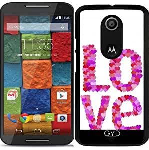 Funda para Motorola Moto X (Génération 2) - Amor by Andrea Haase
