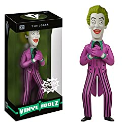 Funko Vinyl Idolz: 1966 Batman - Joker Action Figure