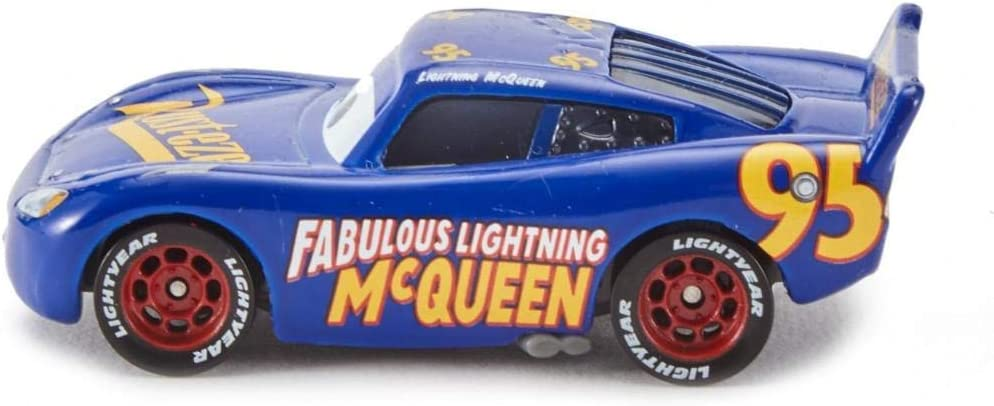 Fabulous Lightning McQueen Thomasville Racing Legends Disney Cars 3 Diecast 1:55 Scale