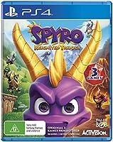 Spyro Trilogy (PlayStation 4)