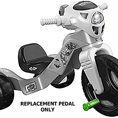 Fisher-Price Replacement Pedal Teenage Mutant Ninja Turtles Lights and Sounds Trike DRH68: Toys & Games