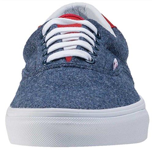 Vans Unisex Era 59 Skate Schoenen Navy / True White Varsity